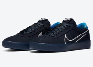 Nike SB Bruin React T Dark Obsidian CV5980-400 Release Date Info