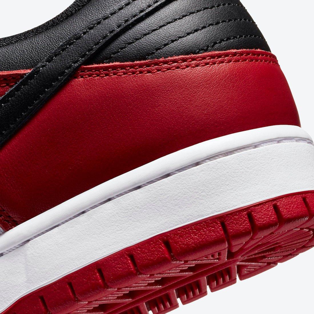 Nike SB Dunk Low Chicago BQ6817-600 Release Date
