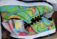 Nike SB Dunk Low Thermography CZ5123-001