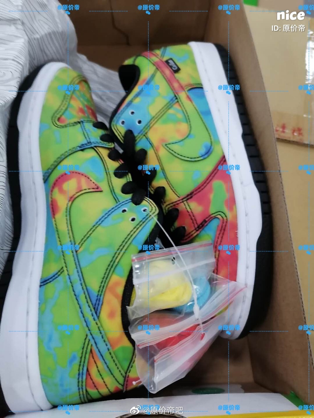 Nike SB Dunk Low Thermography CZ5123-001 Release Date Info