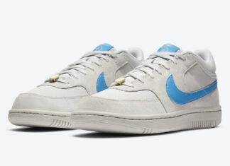 Nike Sky Force 3/4 Grey Fog Light Photo Blue CV0600-001 Release Date Info