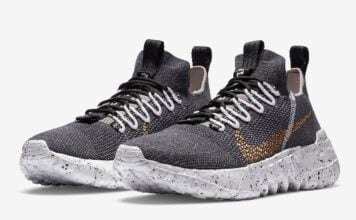 Nike Space Hippie 01 Black Copper CZ6148-002 Release Date Info