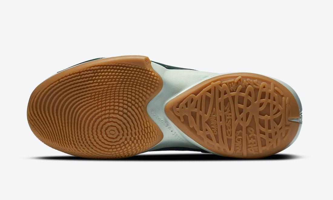 Nike Zoom Freak 2 Bamo DC9854-300 Release Date Info