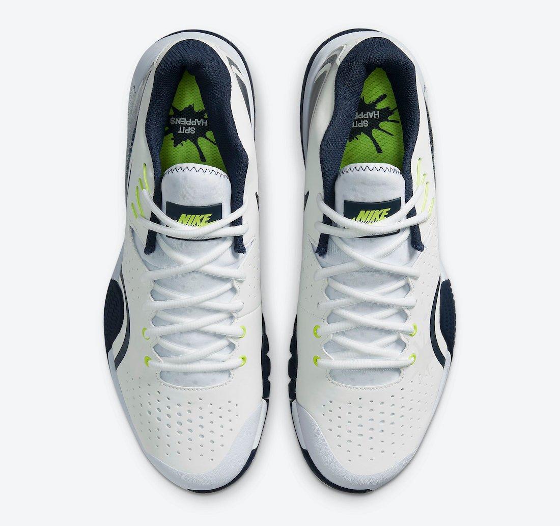 NikeCourt Tech Challenge 20 Spit Happens BQ0234-103 Release Date Info