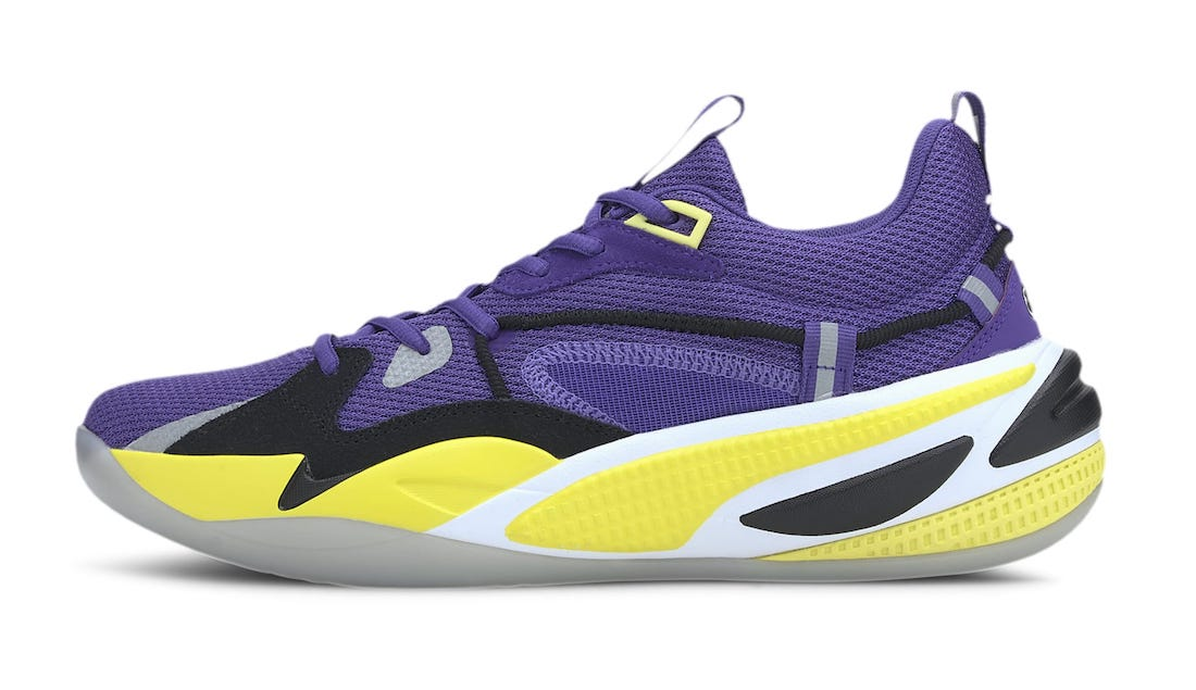Puma RS-Dreamer Purple Heart Release Date Info