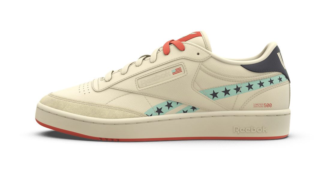 Reebok Club C Vote First Pitch Release Date Info