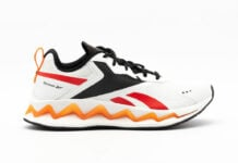 Reebok Zig Elusion Energy White Red Orange FV3838 Release Date Info