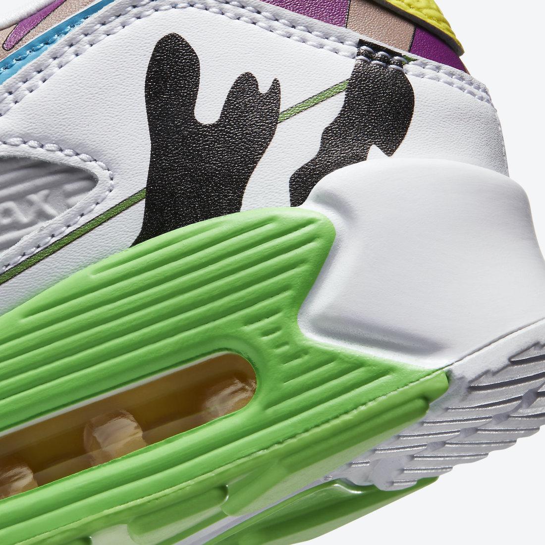 Ruohan Wang Nike Air Max 90 CZ3992-900 Release Date
