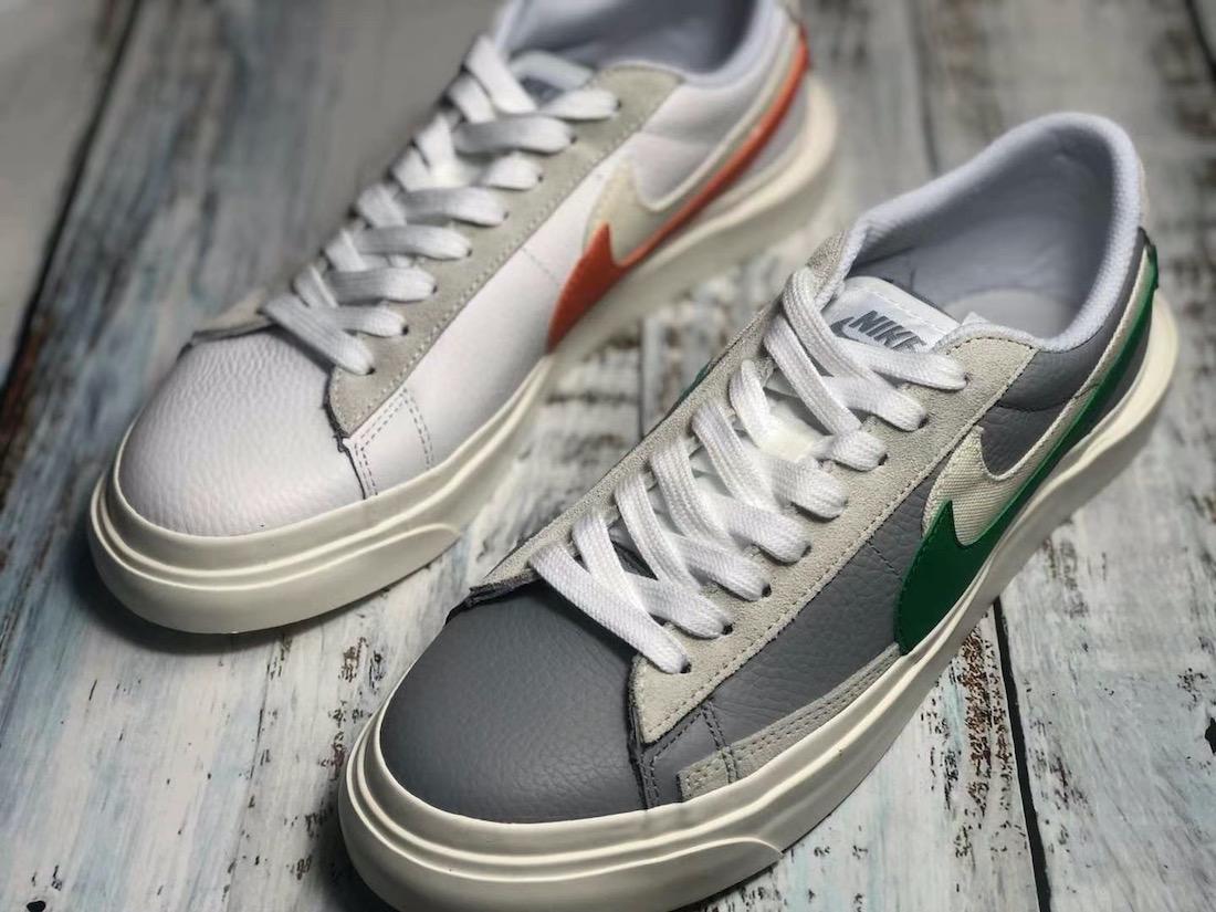 Sacai Nike Blazer Low Release Info