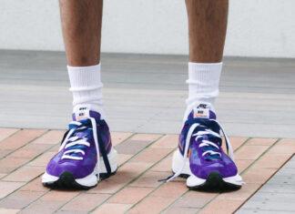 sacai Nike VaporWaffle 2021 Release Date