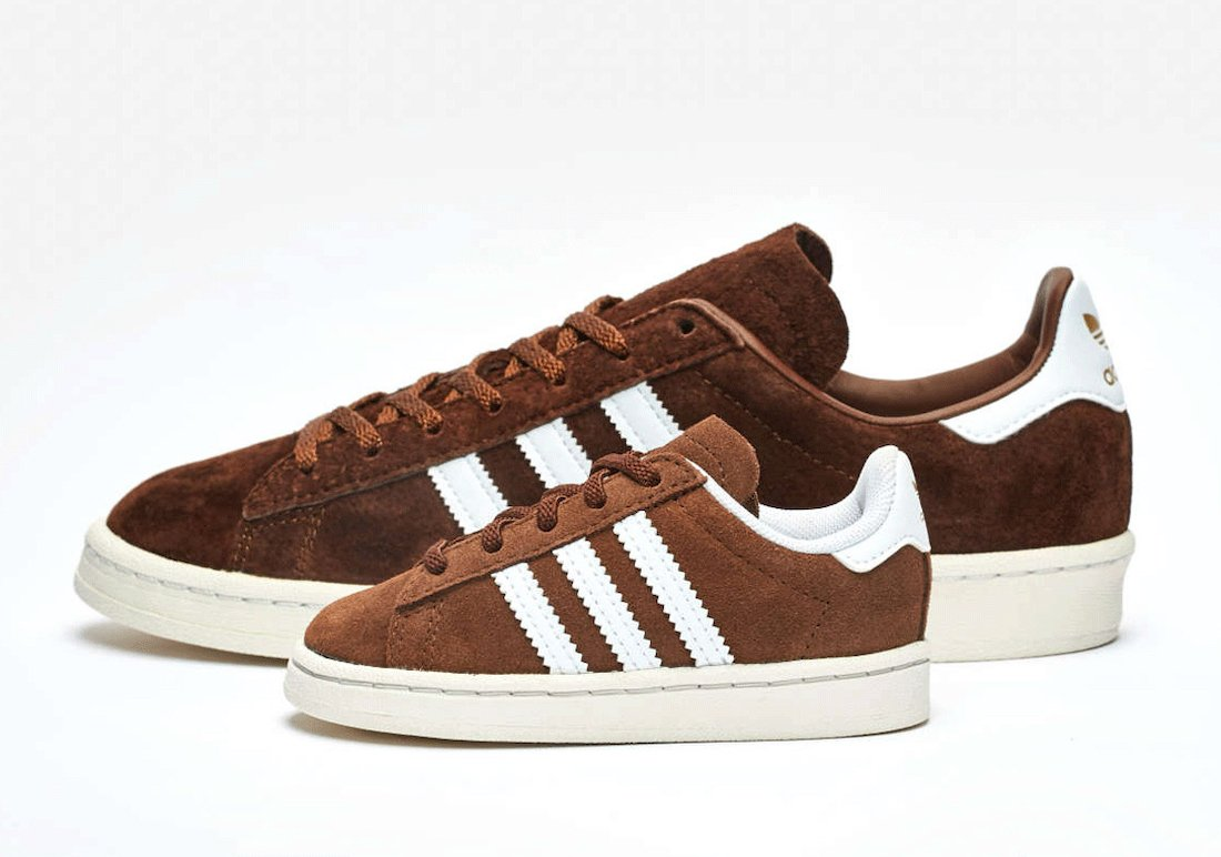 SNS adidas Campus 80s Brownies FW6757 FY8432 Release Date Info