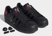 Star Wars adidas Superstar Darth Vader FX9302 Release Date Info