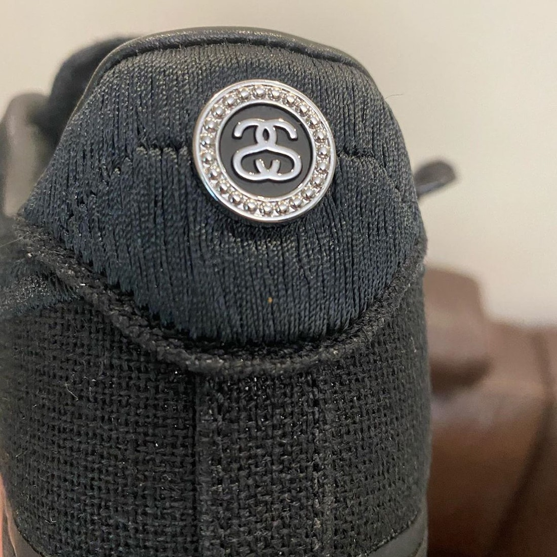 Stussy Nike Air Force 1 Low Black CZ9084-001 Release Date Info