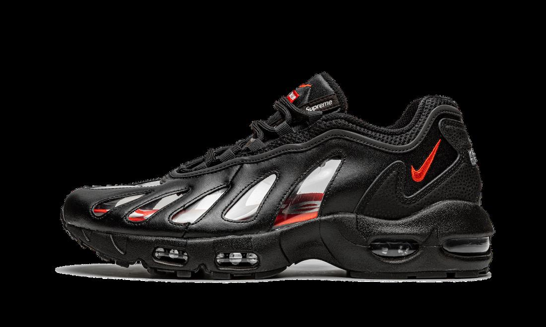 Supreme Nike Air Max 96 CV7652-002 Release Date