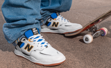 Tiago Lemos New Balance Numeric 1010 Release Date Info