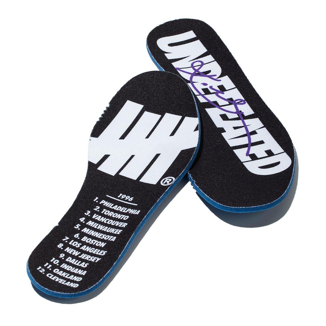 Undefeated Nike Kobe 5 Protro Doubel Digits CZ6499-900 Release Info