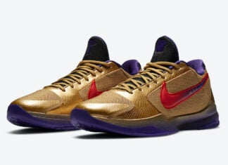 Undefeated Nike Kobe 5 Protro Hall of Fame DA6809-700 Release Date