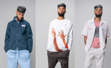 Union Jordan Apparel Collection