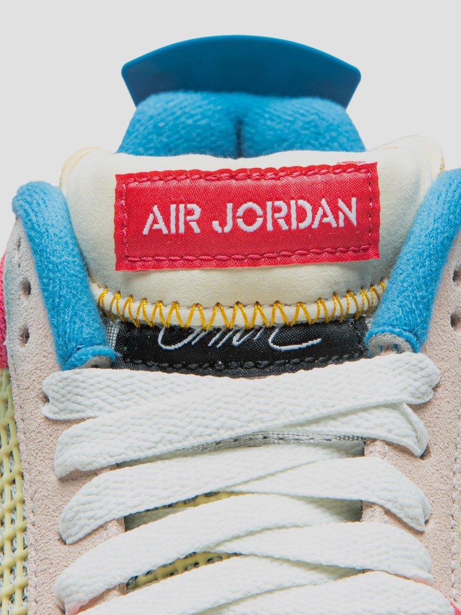 Union LA Air Jordan 4 Guava Release Date