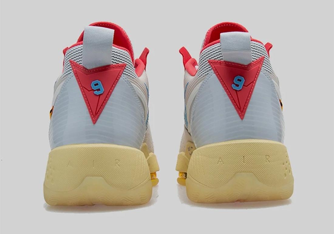 Union LA Jordan Zoom 92 Release Date