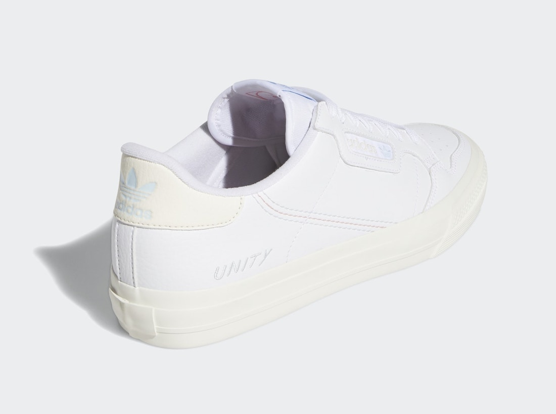 Unity adidas Continental Vulc EH1808 Release Date Info