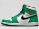 Womens Air Jordan 1 Retro High OG Lucky Green DB4612-300 Release Info