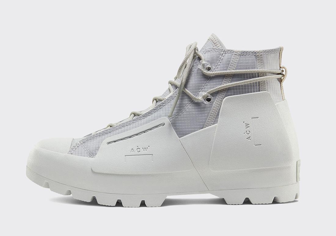 A-COLD-WALL Converse Chuck 70 ERX Release Date Info