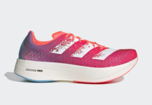 adidas Adizero Adios Pro Signal Pink Shock Pink G55661 Release Date Info