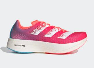 adidas Adizero Adios Pro Signal Pink Shock Pink G55661 Release Date Info