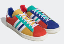 adidas Campus 80s Multi-Color FW5167 Release Date Info