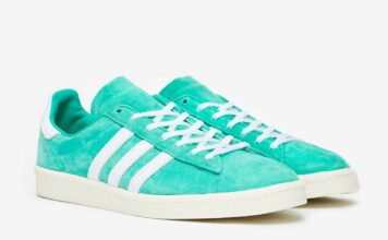 adidas Campus 80s Shock Mint FV8495 Release Date Info