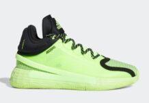 adidas D Rose 11 Signal Green FU7405 Release Date Info