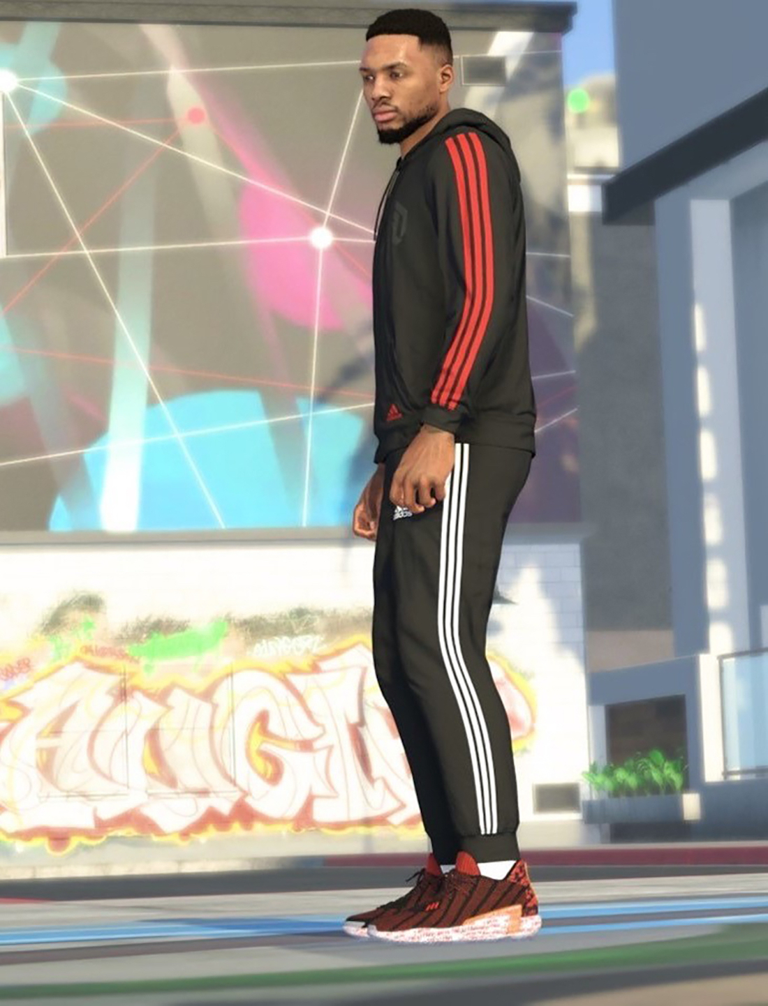 adidas Dame 7 NBA 2K21 I Am My Own Fan Release Date Info
