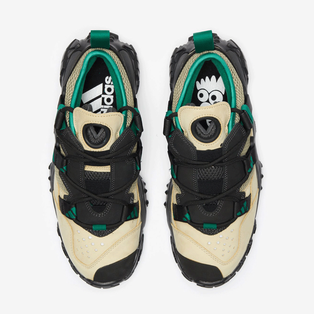 adidas FYW XTA Sand Sub Green FY0951 Release Date Info