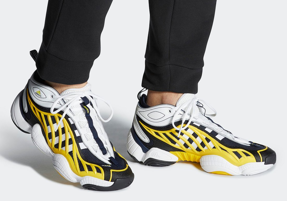adidas Intimidation White Black Yellow FW0658 Release Date Info