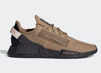 adidas NMD R1 V2 Cardboard Brown FY6861 Release Date Info