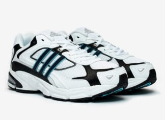 adidas Response CL White Black Blue FW4442 Release Date Info