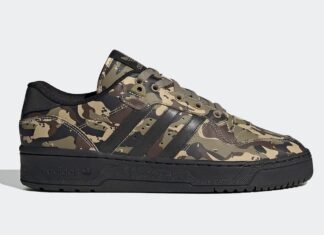 adidas Rivalry Low Camo FZ0134