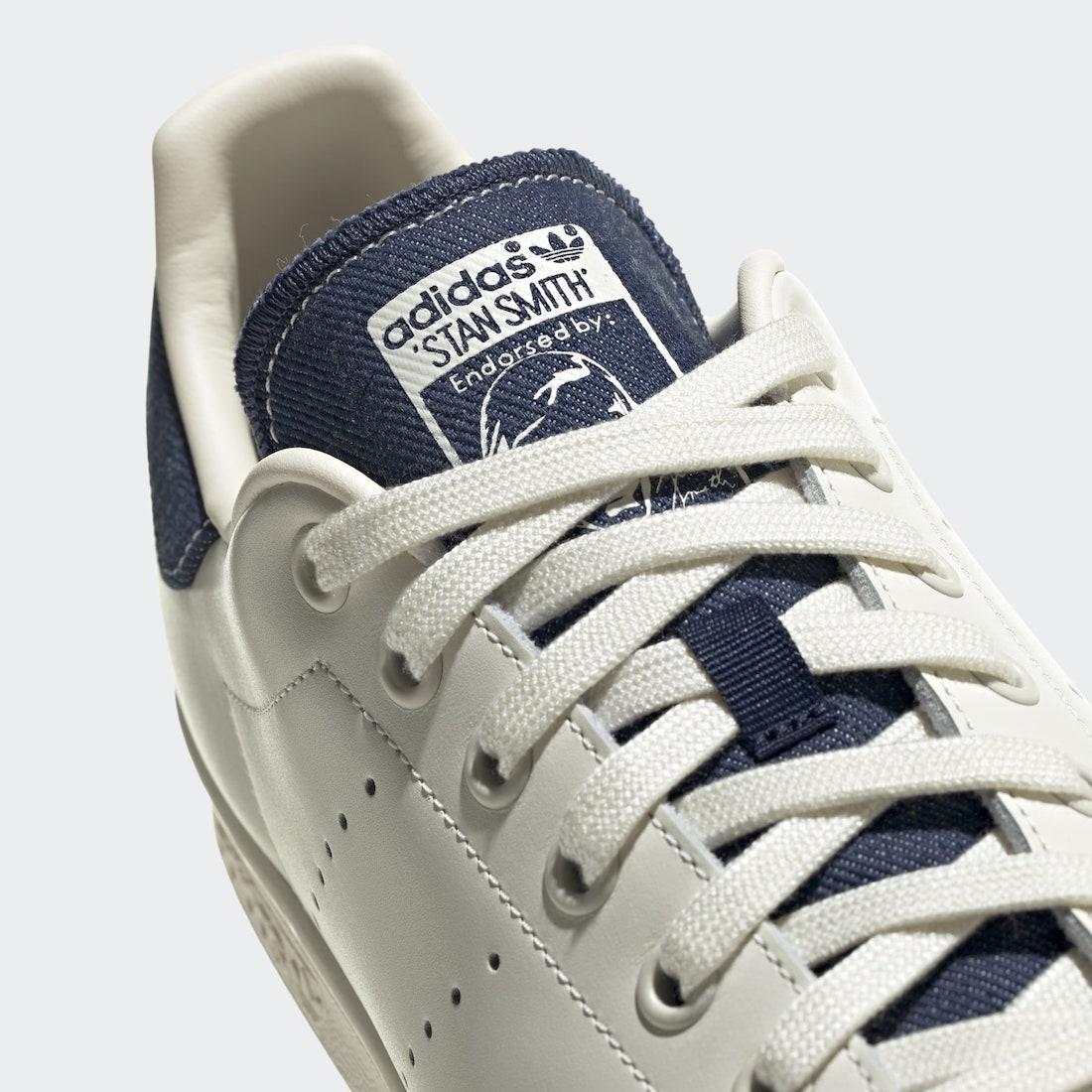 adidas Stan Smith Denim FW4424 Release Date Info