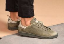 adidas Stan Smith Green FZ3552 Release Date Info