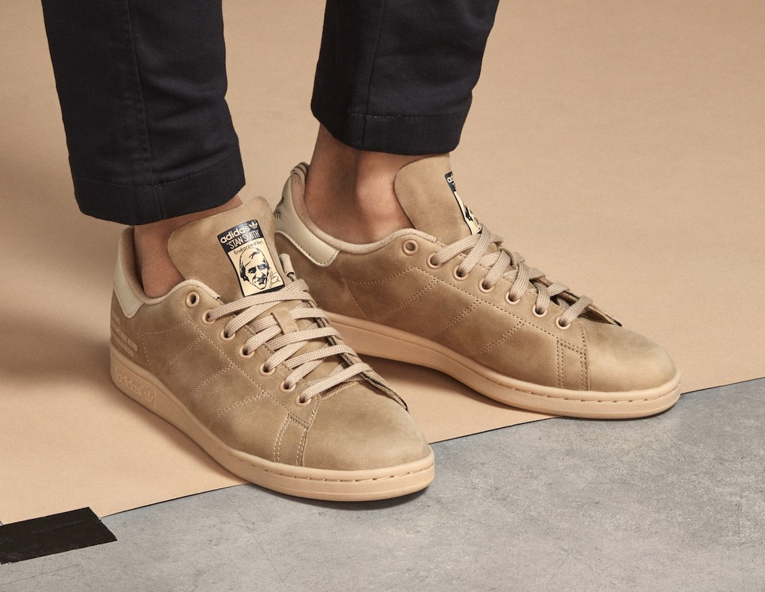 adidas Stan Smith Tan FZ3551 Release Date Info