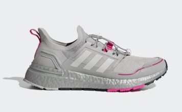 adidas Ultra Boost WINTER.RDY Grey Shock Pink EG9804 Release Date Info