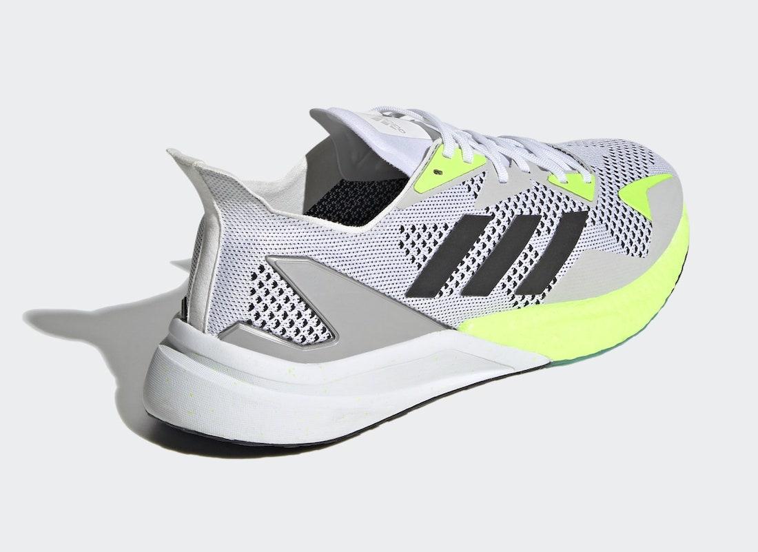 adidas X9000L3 Signal Green EH0054 Release Date Info