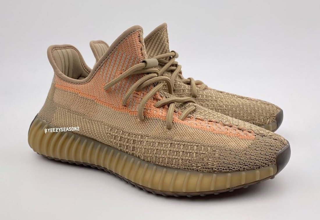 adidas Yeezy 350 V2 Sand Taupe Release Date