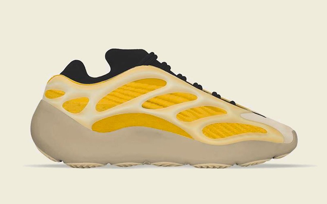 adidas Yeezy 700 V3 Safflower Release Date