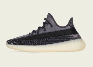 adidas Yeezy Boost 350 V2 Carbon FZ5000 Release Date