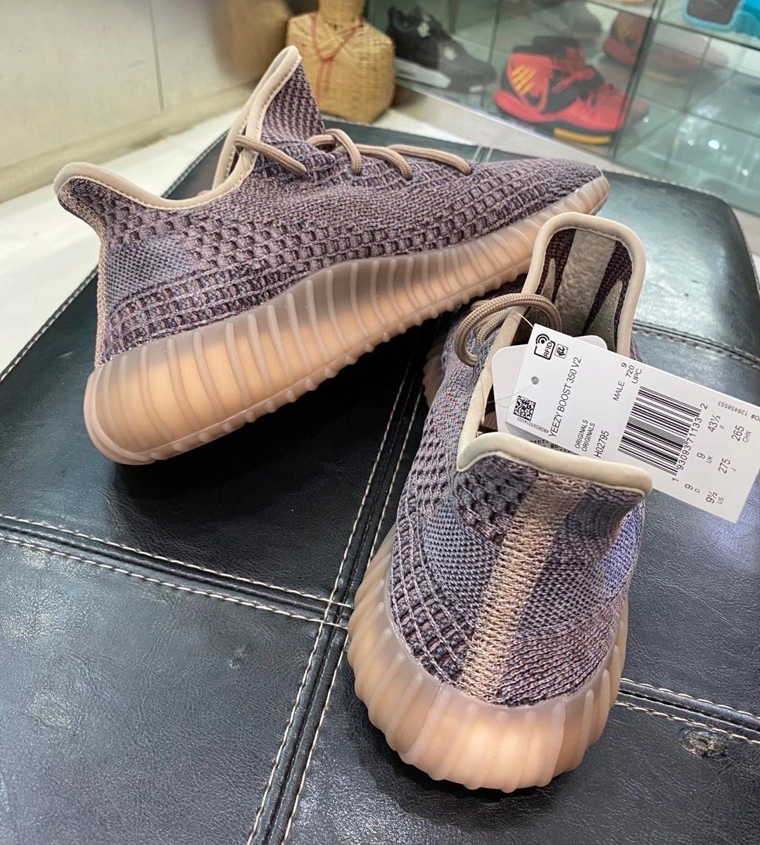 adidas Yeezy Boost 350 V2 Fade H02795 Release Info