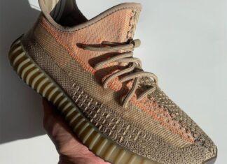 adidas Yeezy Boost 350 V2 Sand Taupe Eliada Release