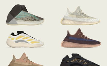 adidas Yeezy Holiday 2020 Release Dates