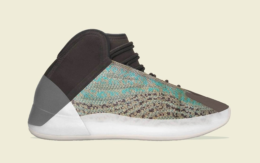 adidas Yeezy Quantum Teal Blue Release Date